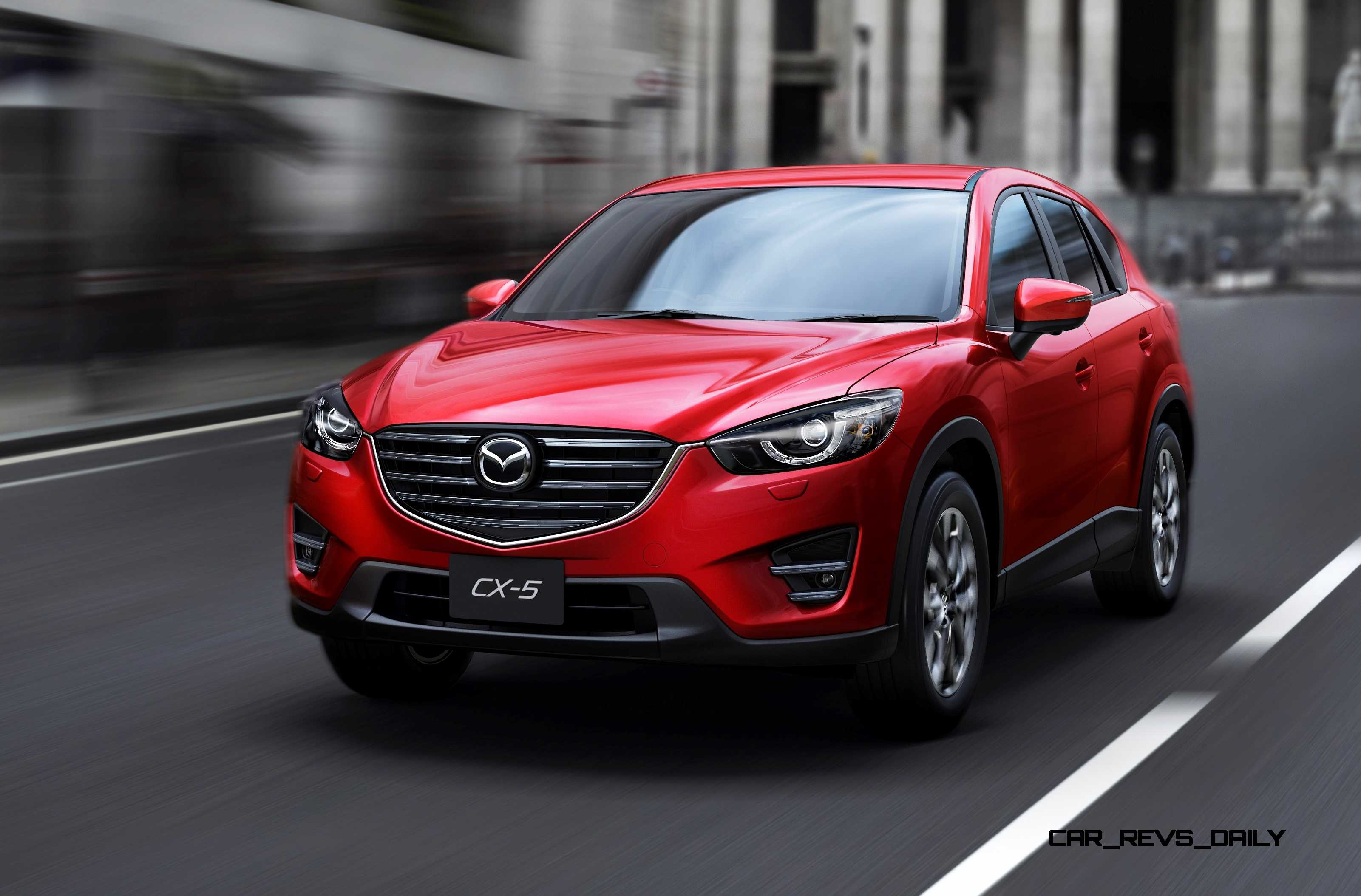 best of awards 2016 mazda cx 5 goes from good to great. Black Bedroom Furniture Sets. Home Design Ideas