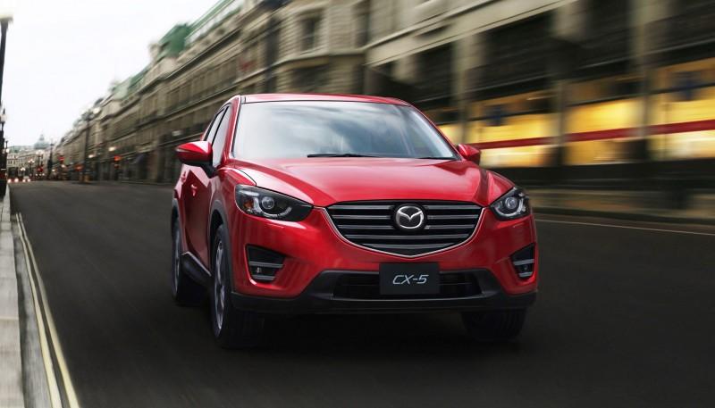 2016 Mazda CX-5 46