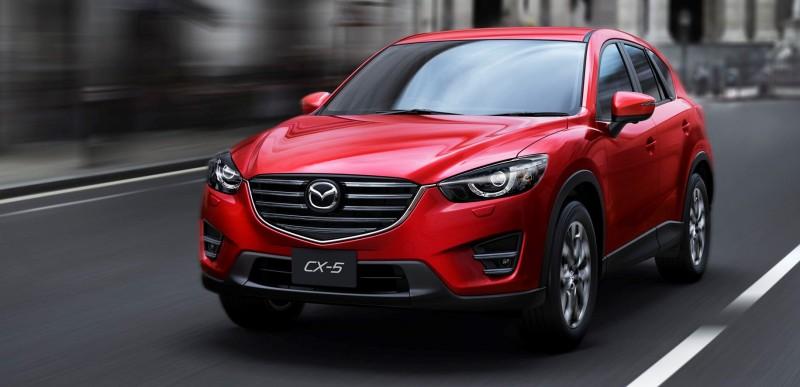 2016 Mazda CX-5 47