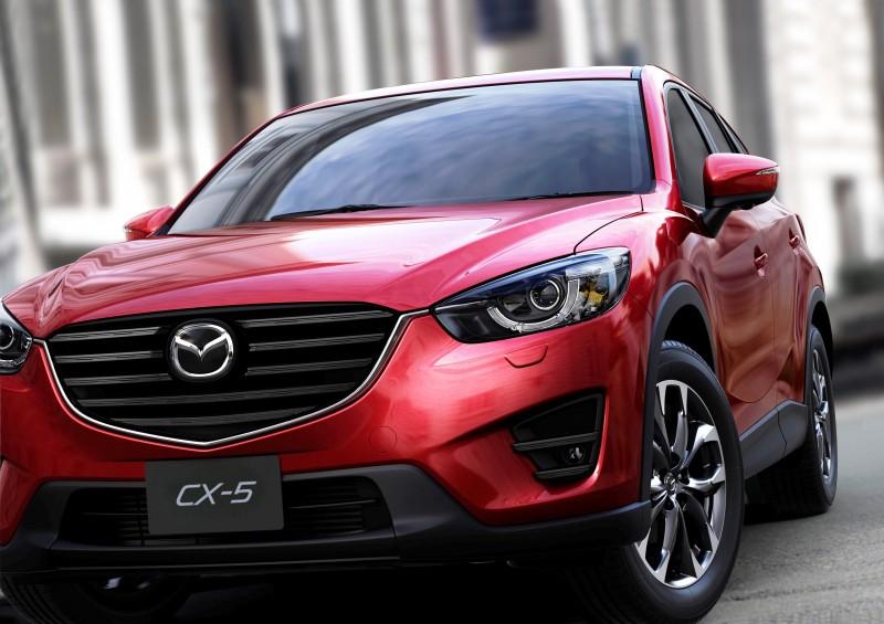 2016 Mazda CX-5 48