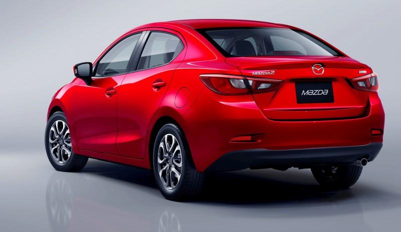 2016 Mazda2 Sedan 14