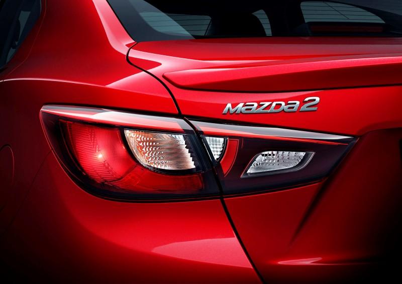 2016 Mazda2 Sedan 16