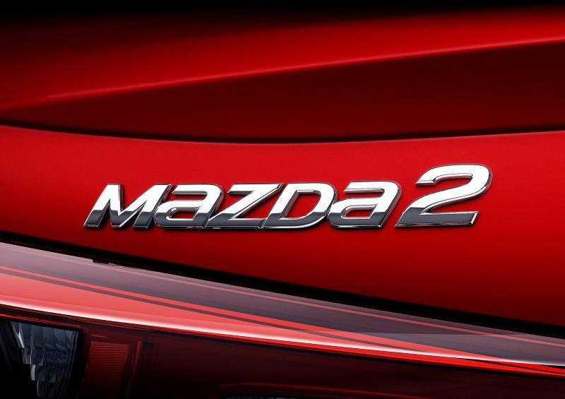 2016 Mazda2 Sedan 17