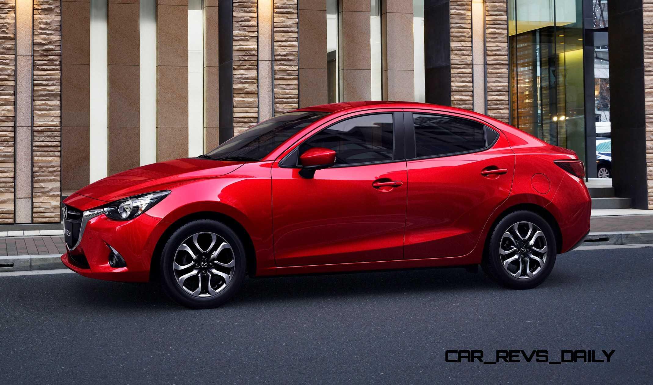 2016 Mazda2 Sedan 4