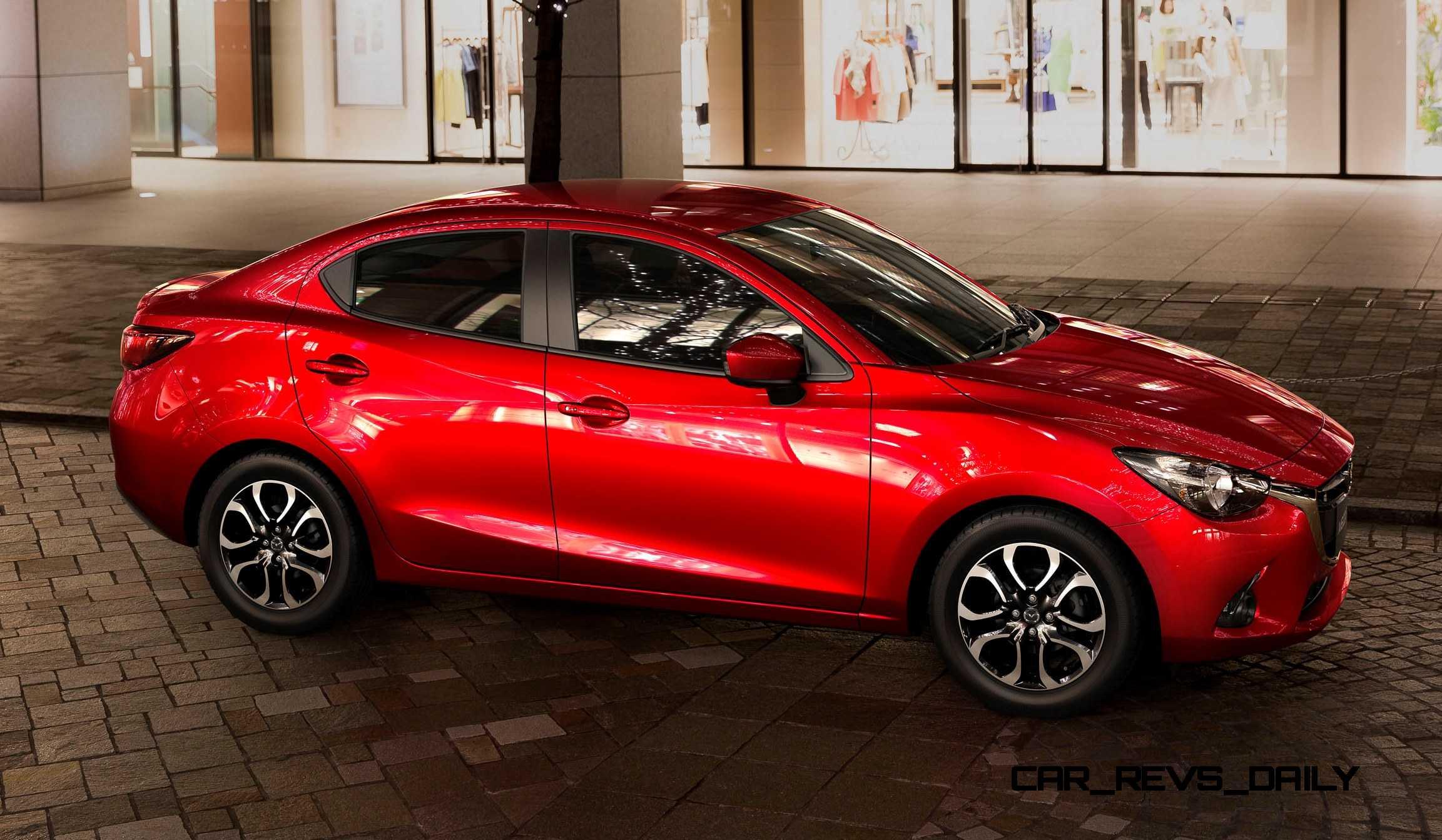 2016 Mazda2 Sedan 5