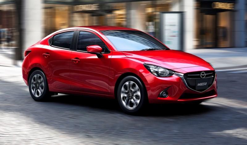 2016 Mazda2 Sedan 6