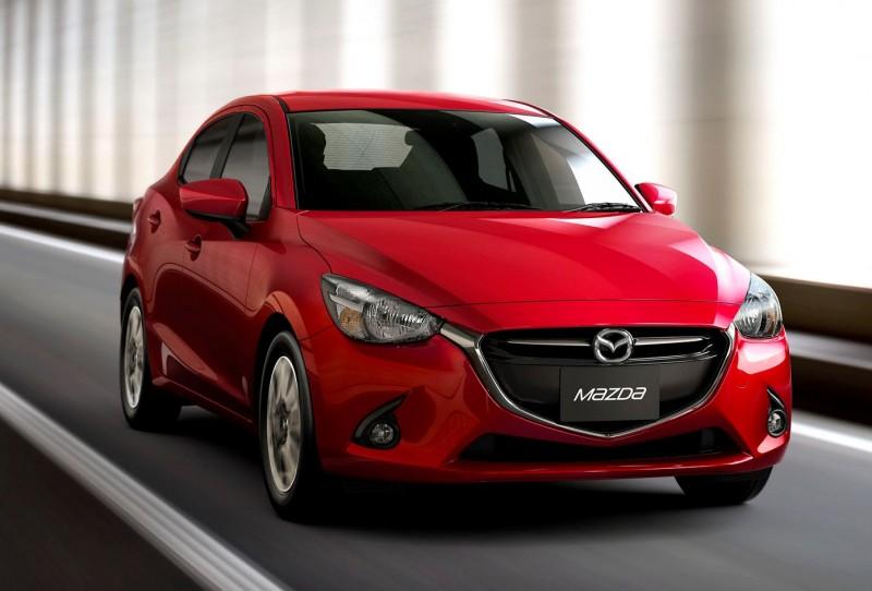 2016 Mazda2 Sedan 7