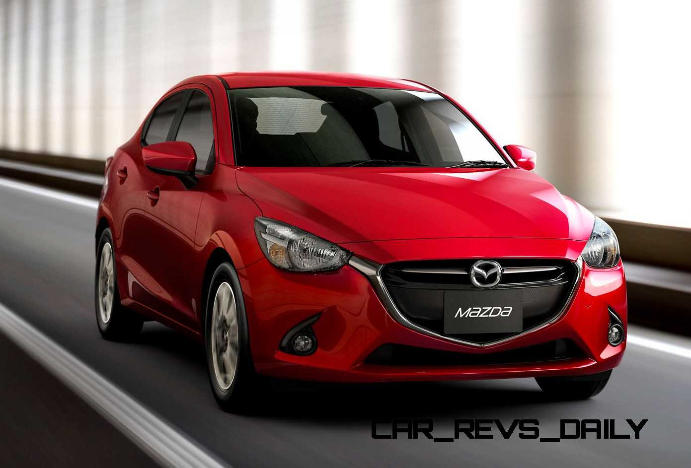 2016 mazda2 sedan. Black Bedroom Furniture Sets. Home Design Ideas