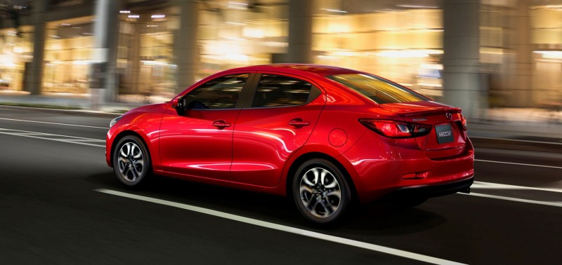 2016 Mazda2 Sedan 8
