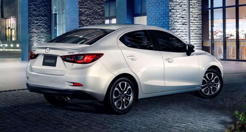 2016 Mazda2 Sedan 9