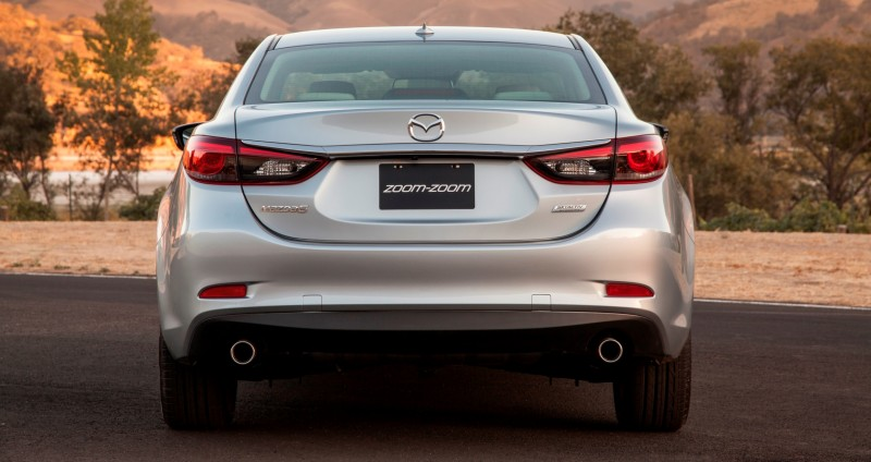 2016 Mazda6 Exterior 12