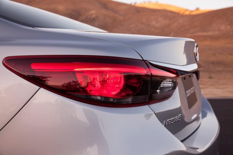 2016 Mazda6 Exterior 23
