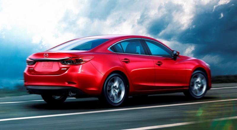 2016 Mazda6 Exterior 39