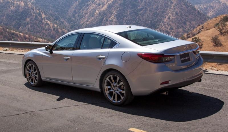 2016 Mazda6 Exterior 4
