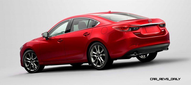 2016 Mazda6 Exterior 42