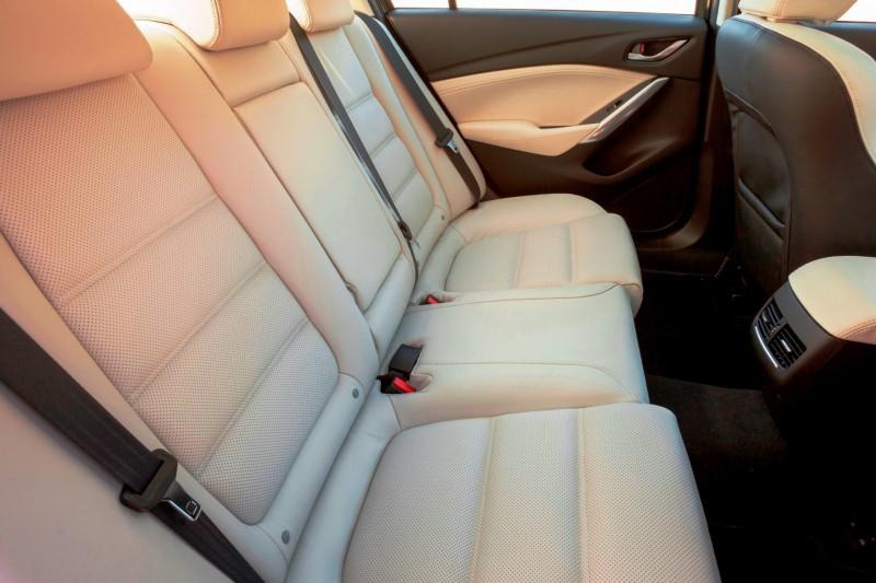 2016 Mazda6 Interior 10