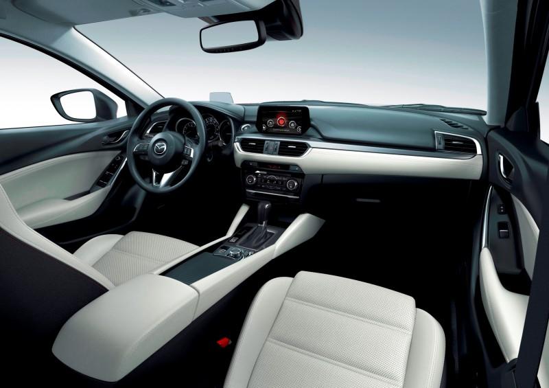 2016 Mazda6 Interior 11
