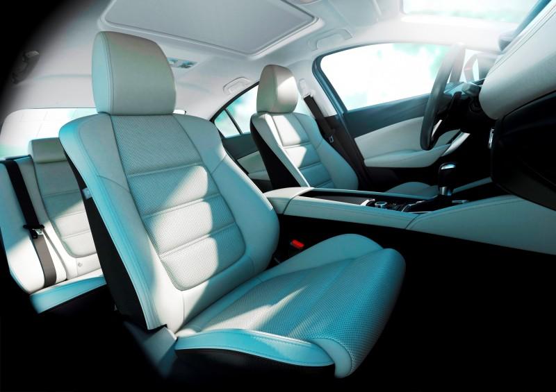 2016 Mazda6 Interior 12