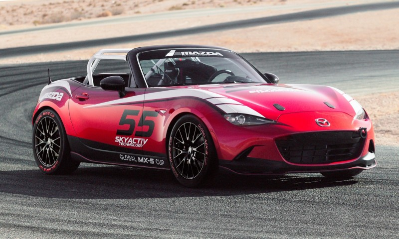 2016 MazdaSpeed MX-5 Racecar 1