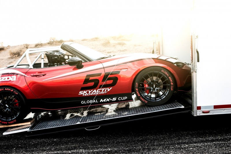 2016 MazdaSpeed MX-5 Racecar 13