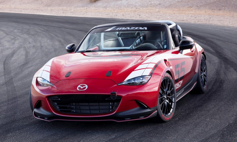 2016 MazdaSpeed MX-5 Racecar 22