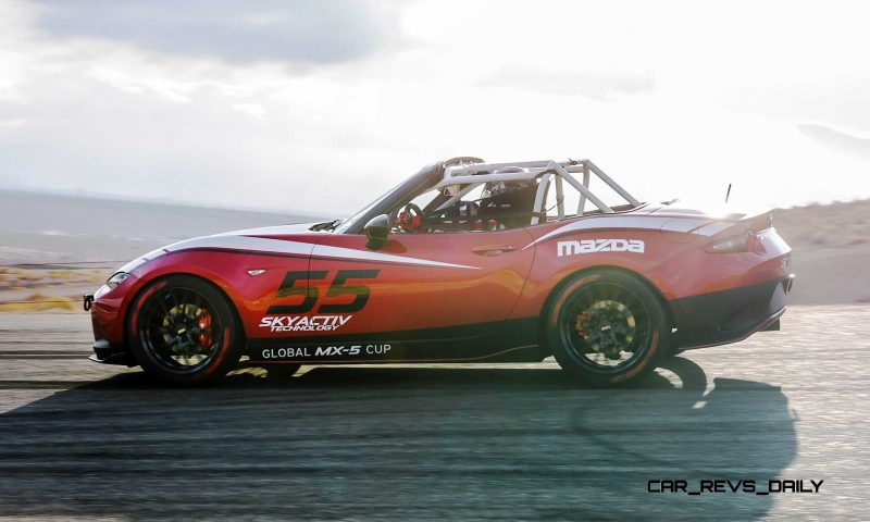 2016 MazdaSpeed MX-5 Racecar 23