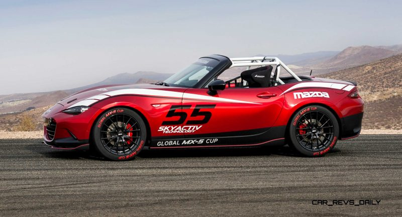2016 MazdaSpeed MX-5 Racecar 25