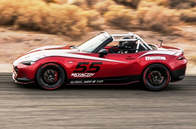 2016 MazdaSpeed MX-5 Racecar 26