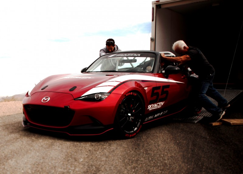 2016 MazdaSpeed MX-5 Racecar 30