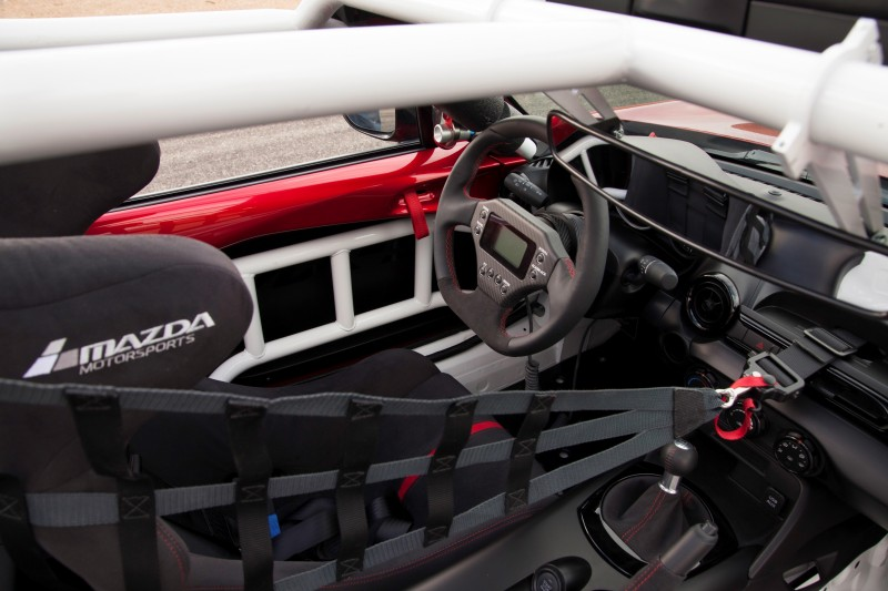 2016 MazdaSpeed MX-5 Racecar 7
