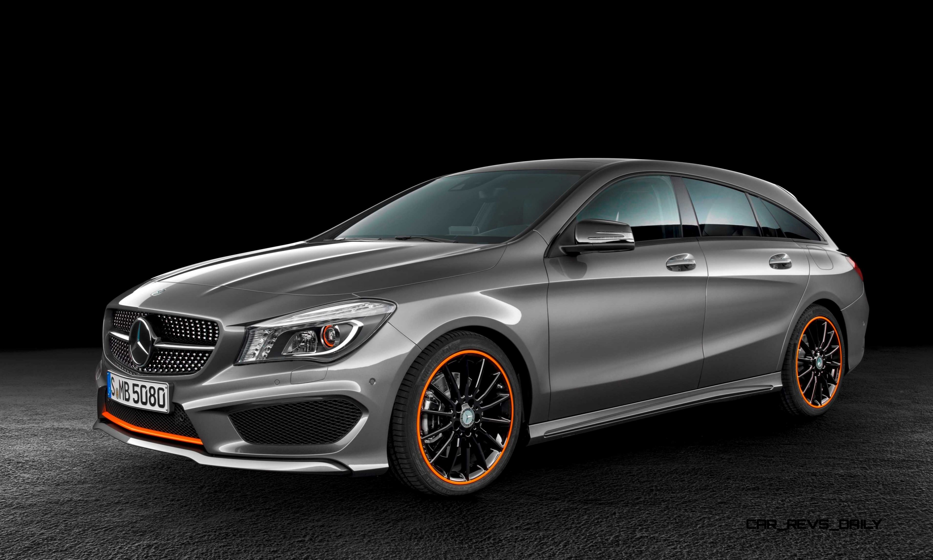 2016 mercedes benz cla250 shooting brake revealed for euro for Mercedes benz cla coupe 2014