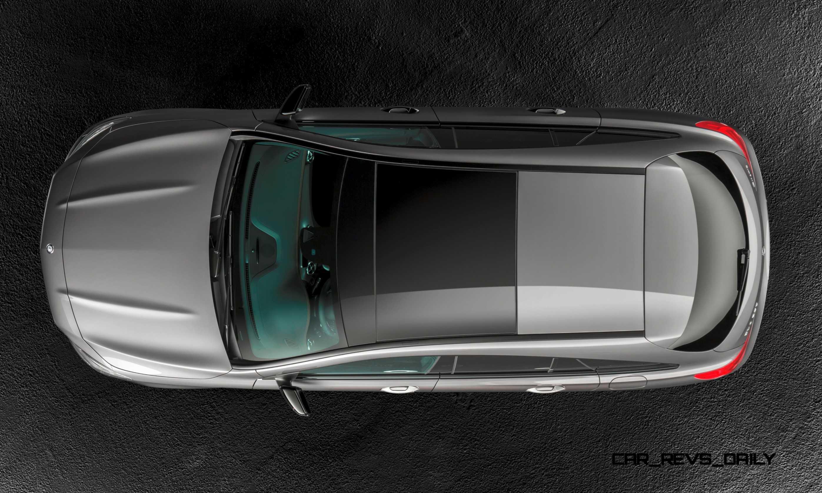 2016 Mercedes Benz Cla250 Shooting Brake Revealed For Euro