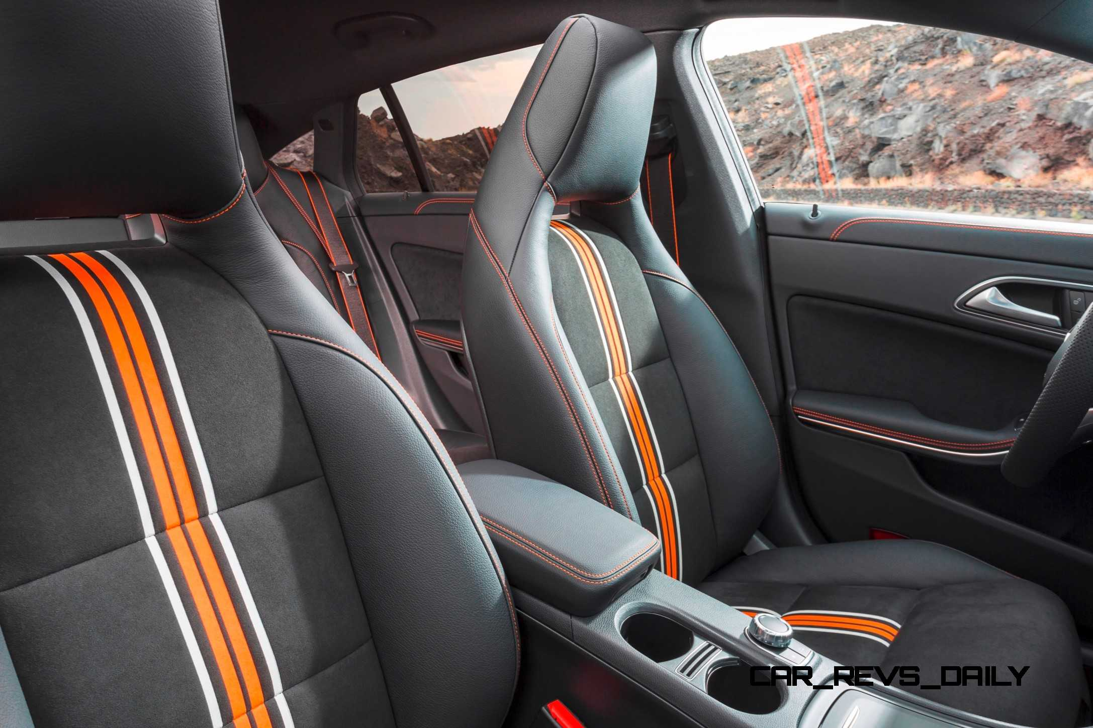 Mercedes Cla 250 Orange Edition For Sale Cla 45 Amg Orange Edition