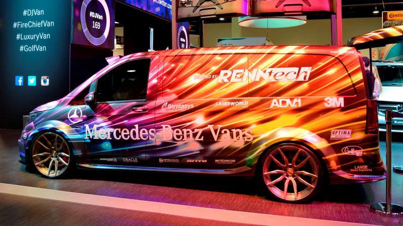 2016 Mercedes-Benz Metris 1