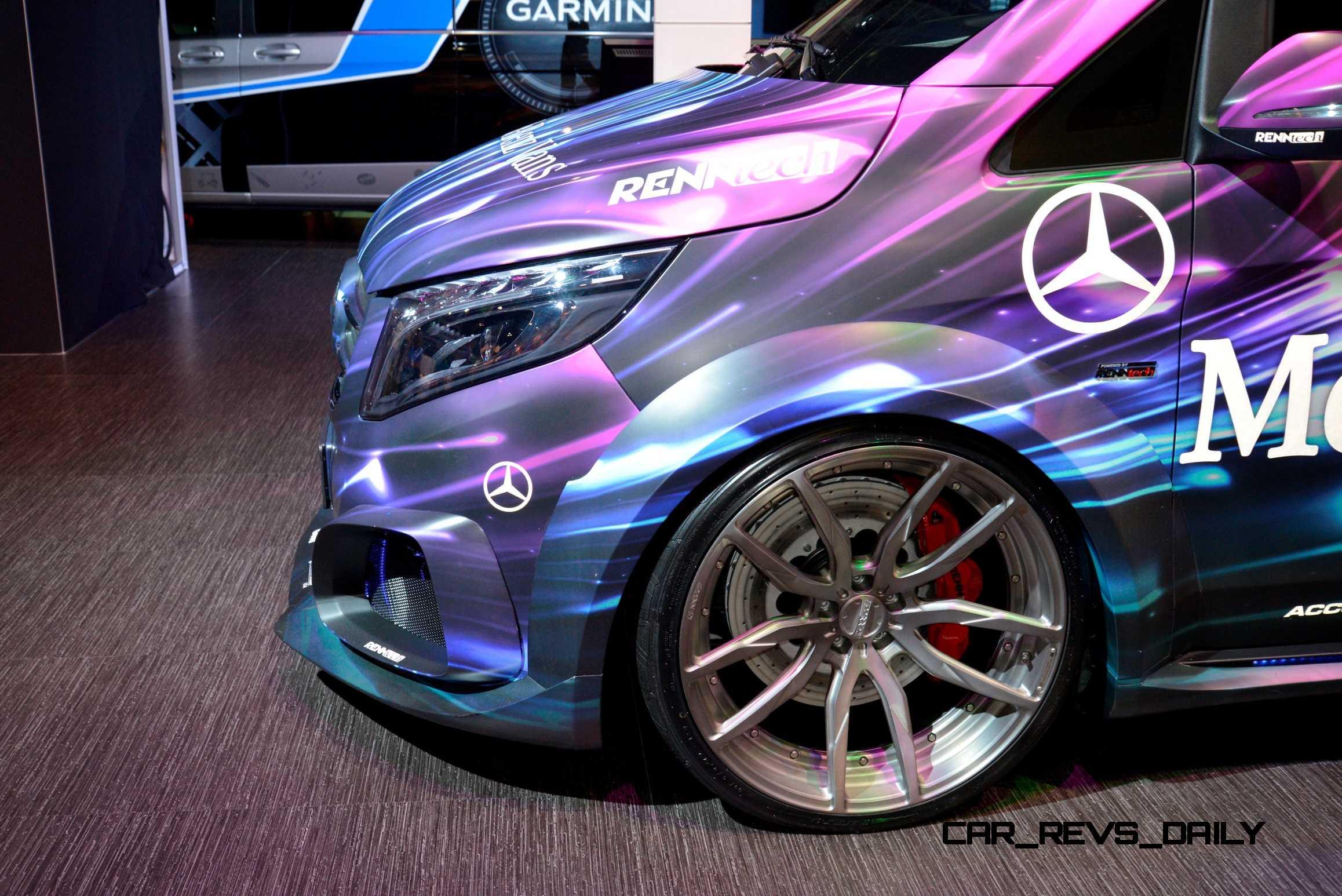 2015 Mercedes-Benz Concept PHEV Van