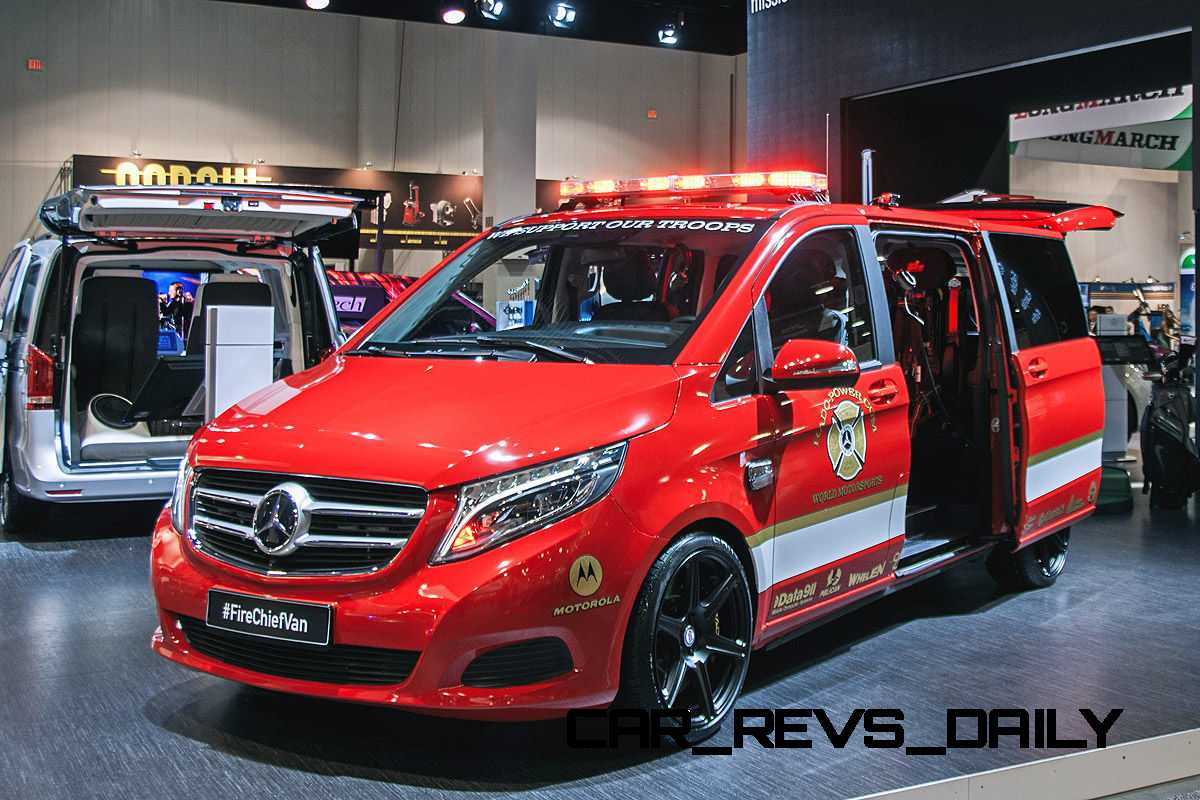 2015 Mercedes Benz Concept Phev Van