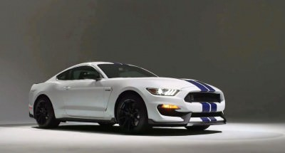 2016 SHELBY GT350 Mustang White 102