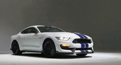 2016 SHELBY GT350 Mustang White 103