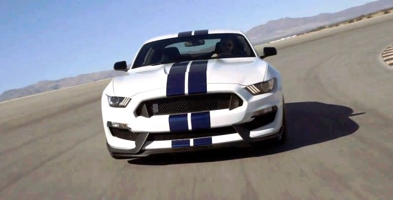 2016 SHELBY GT350 Mustang White 11