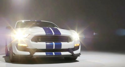 2016 SHELBY GT350 Mustang White 112