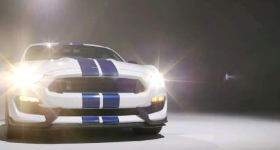 2016 SHELBY GT350 Mustang White 113