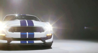 2016 SHELBY GT350 Mustang White 114
