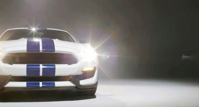 2016 SHELBY GT350 Mustang White 115