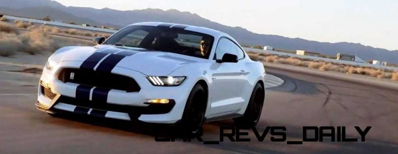 2016 SHELBY GT350 Mustang White 20
