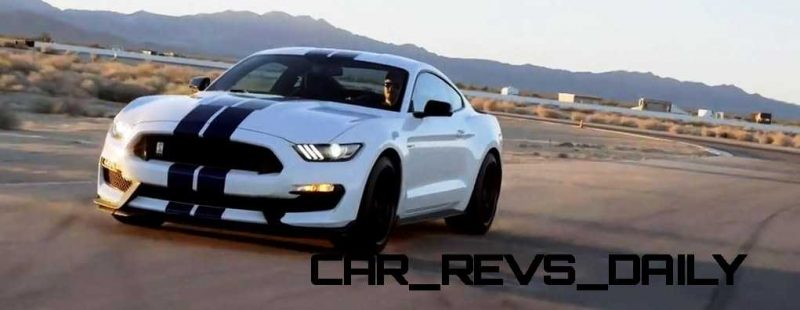 2016 SHELBY GT350 Mustang White 23
