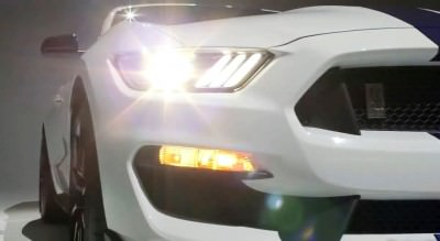 2016 SHELBY GT350 Mustang White 40