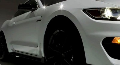 2016 SHELBY GT350 Mustang White 43