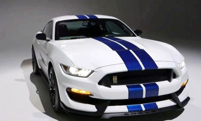 2016 SHELBY GT350 Mustang White 49
