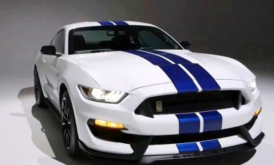 2016 SHELBY GT350 Mustang White 50