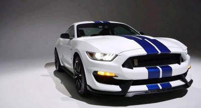 2016 SHELBY GT350 Mustang White 51